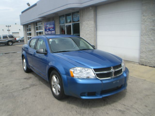 2008 Dodge Avenger Country 4x4