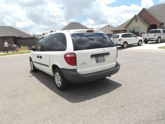 2002 Dodge Caravan T6 Sport Utility 4D