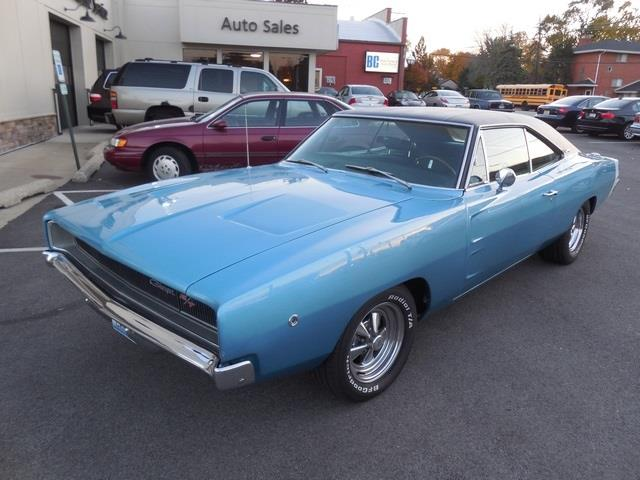 1968 Dodge Charger Deluxe Convertible