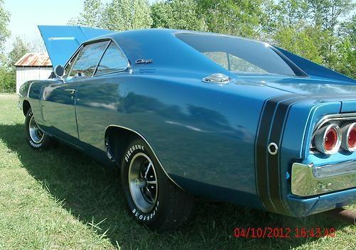 1968 Dodge Charger 4WD 4dr SUV Luxury