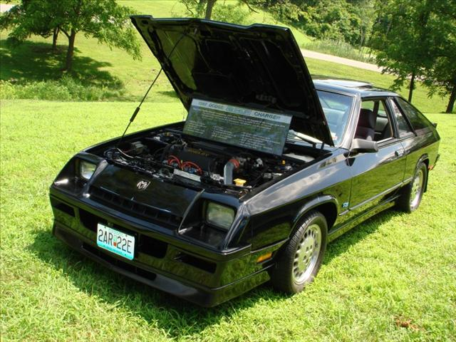 1987 Dodge Charger 4dr Quad Cab 139