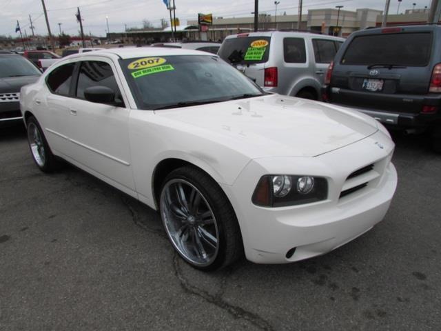 2007 Dodge Charger Details Tulsa Ok 74112