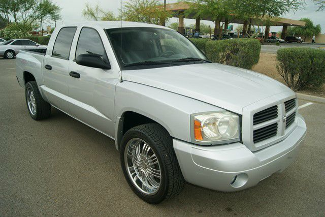 2006 dodge dakota slt quad cab 2wd details phoenix az 85032. Black Bedroom Furniture Sets. Home Design Ideas