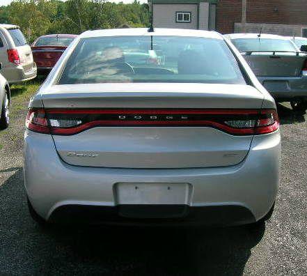 2013 Dodge Dart S