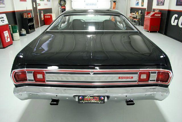 1973 Dodge Dart Sport SS Supercharged 5-speed