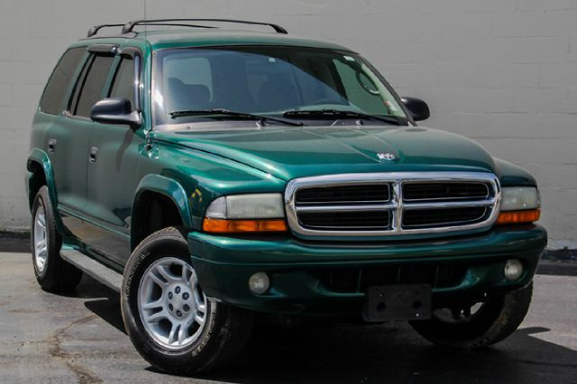 2002 Dodge Durango 4dr 2.9L Twin Turbo AWD SUV