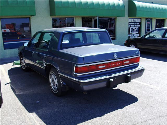 1990 Dodge Dynasty Details Henderson Nv 89074