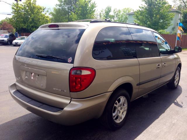 2002 Dodge Grand Caravan GSX