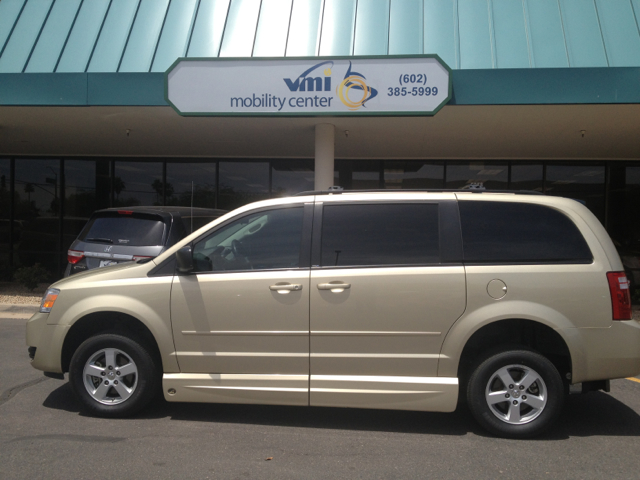 2010 Dodge Grand Caravan 4DR FWD GLS 2.7