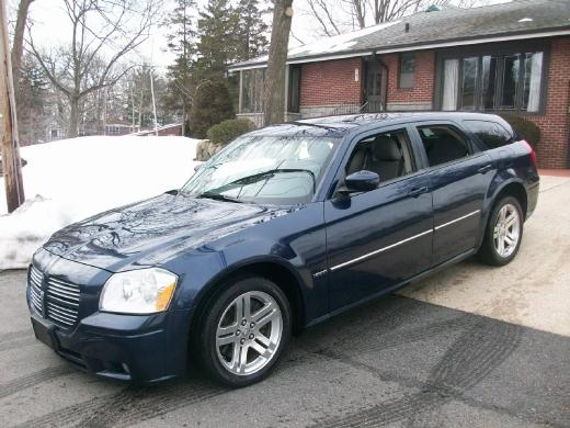 2006 Dodge Magnum Conversion Package
