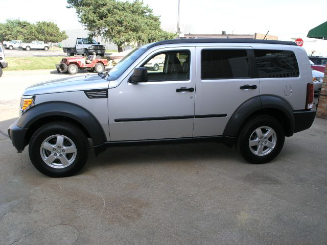 2007 Dodge Nitro Wolfsburg Edition Sedan
