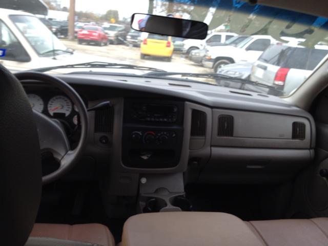 2002 Dodge Ram 1500 4x2 Fleet