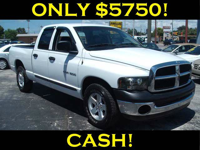 Pinellas Auto Brokers >> 2003 Dodge Ram 1500 Crew Cab 4-wheel Drive LTZ Details ...