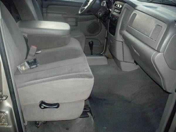 2003 Dodge Ram 1500 Ext WT