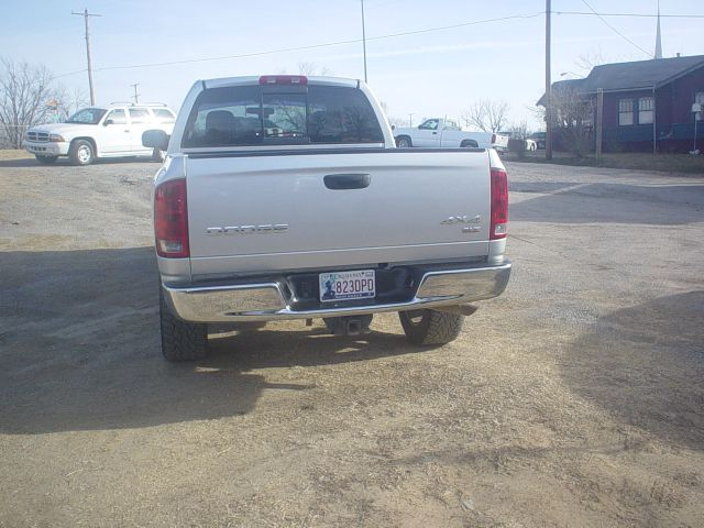 2003 Dodge Ram 1500 3.2tl With Navigation System