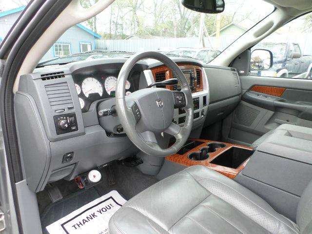 2006 Dodge Ram 1500 Ml350 With Navigation
