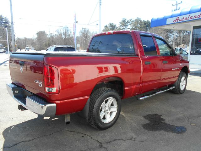 2006 Dodge Ram 1500 Collection Rogue