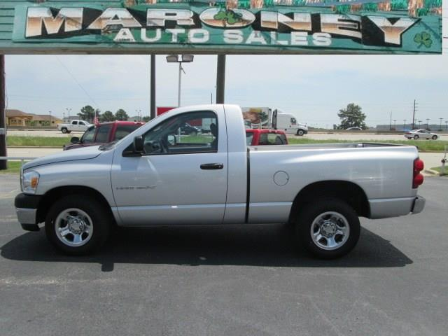 2007 Dodge Ram 1500 Lsautomatic, Extra Clean