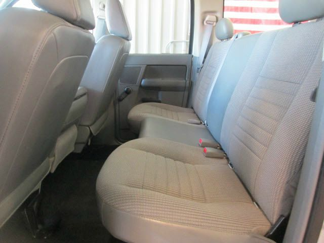 2007 Dodge Ram 1500 EX W/ Leather And DVD