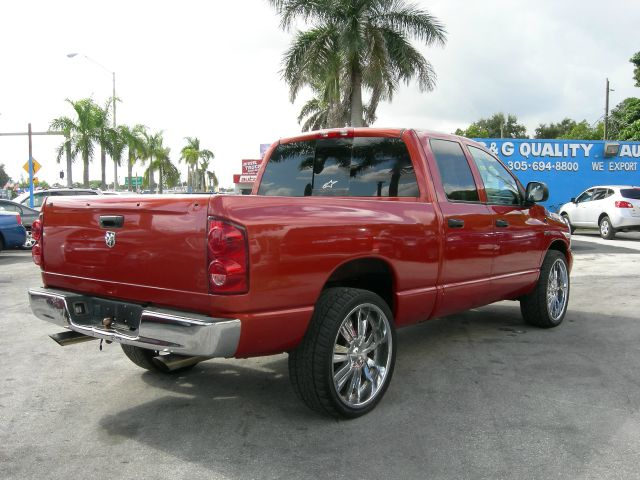 2007 Dodge Ram 1500 2.5i 1 Owner Carfaxawd