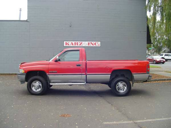 1994 Dodge Ram 2500 XE SC