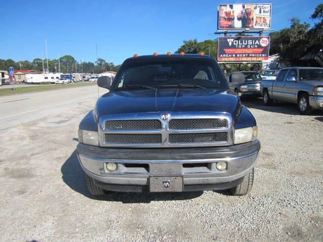 2001 Dodge Ram 2500 1500 LT Crew Cab 4WD