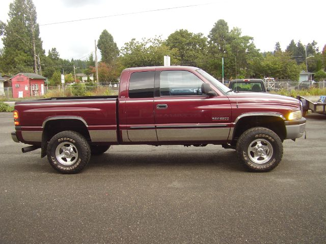 2002 Dodge Ram 2500 Ext WT