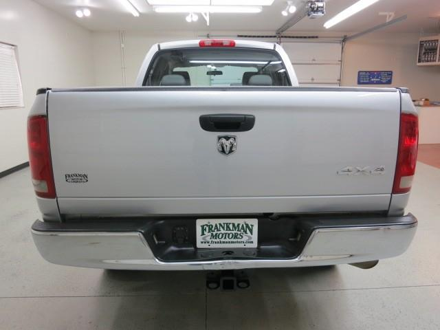 2006 Dodge Ram 2500 4WD 1500 LTZ