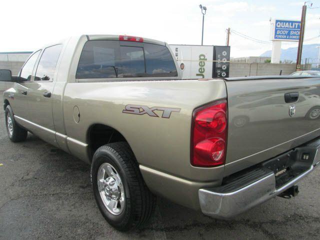 2008 Dodge Ram 2500 4dr H4 AT I