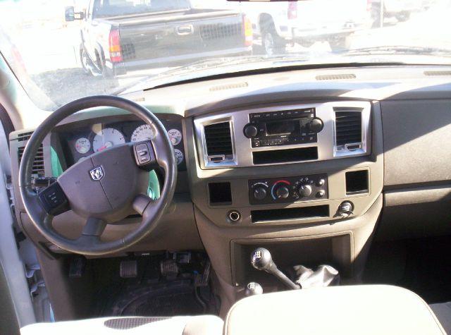 2011 Dodge Ram 2500 Ml350 With Navigation