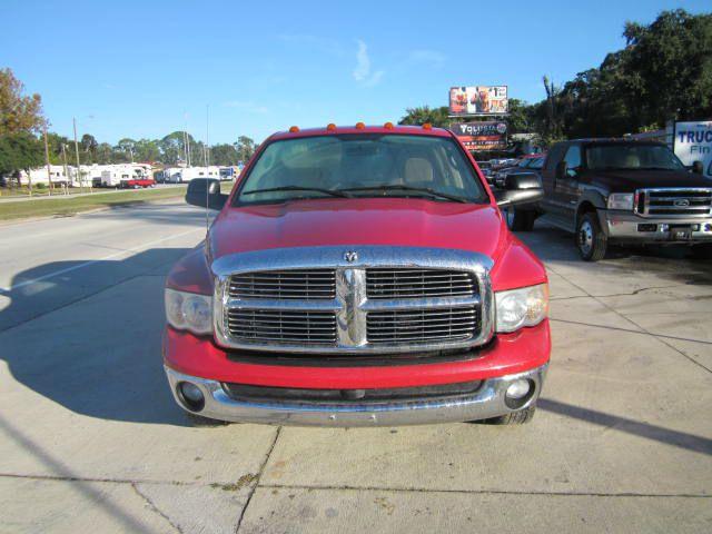 2003 Dodge Ram 3500 Sahara 4X4
