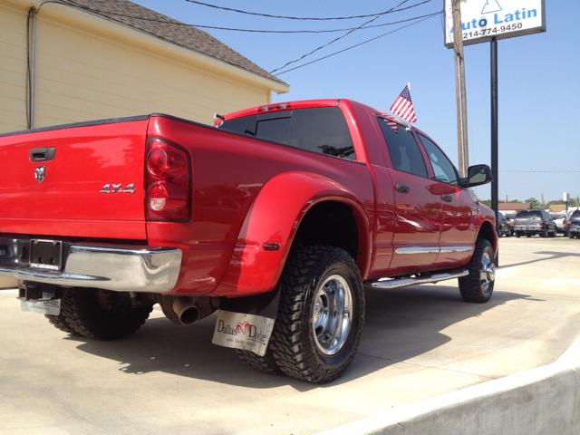 2008 Dodge Ram 3500 4dr Sdn I4 ES