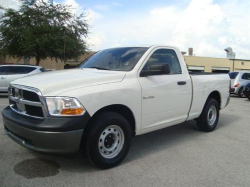 Dodge Ram Pickup 2009