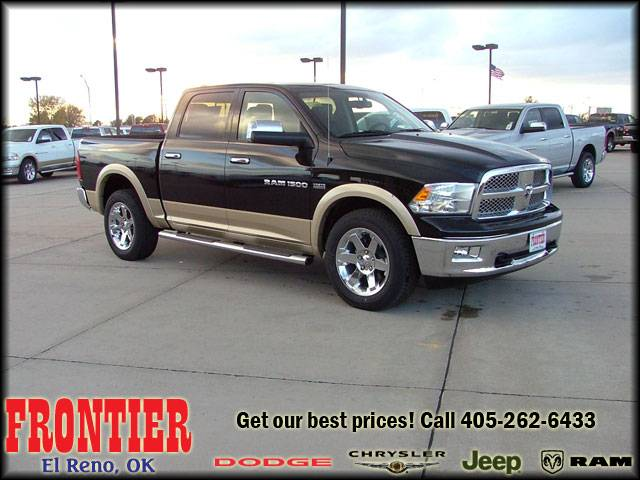 2011 dodge ram pickup st slt trx laramie details el reno ok 73036. Black Bedroom Furniture Sets. Home Design Ideas