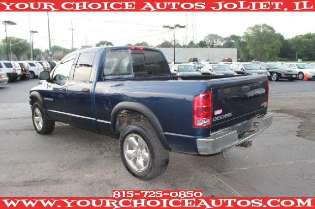 2003 Dodge Ram Pickup 1500 XLT SC 4X4 SWB