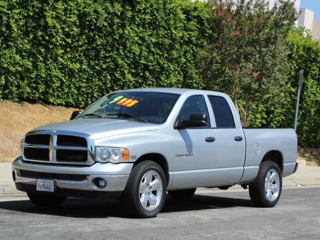 2004 Dodge Ram Pickup 1500 CREW CAB XL Diesel