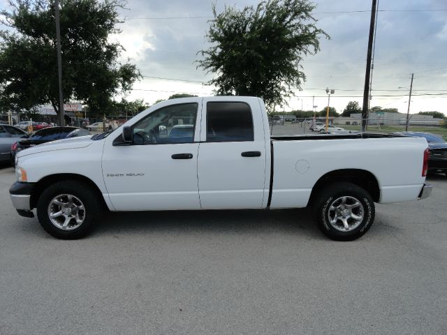 2004 Dodge Ram Pickup 1500 Xltturbocharged