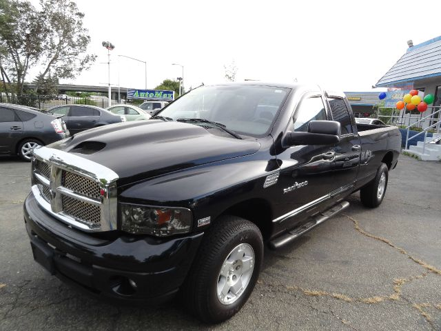 2005 Dodge Ram Pickup 1500 4dr 2.5L Turbo W/sunroof/3rd Row AWD SUV
