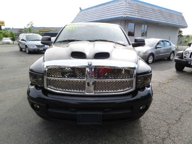 2005 Dodge Ram Pickup 1500 4dr 2.5L Turbo W/sunroof/3rd Row AWD SUV