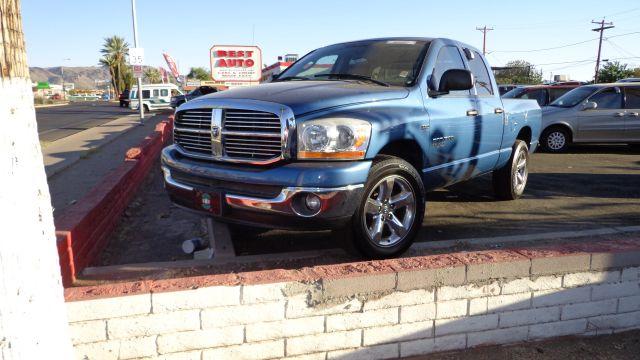 2006 Dodge Ram Pickup 1500 XLT Superduty Turbo Diesel