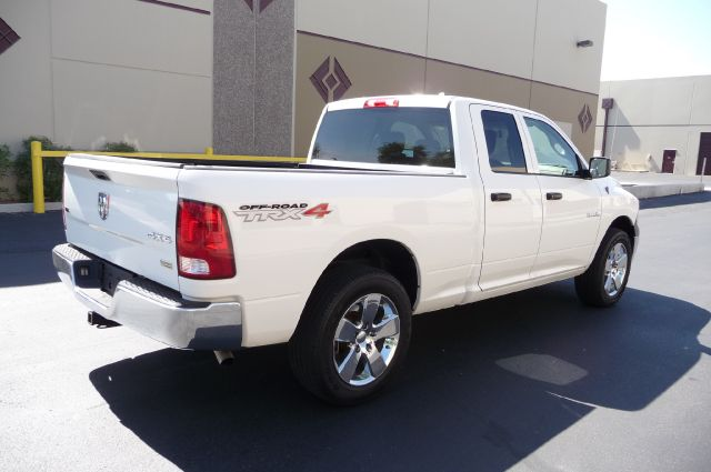 2009 Dodge Ram Pickup 1500 Xltturbocharged