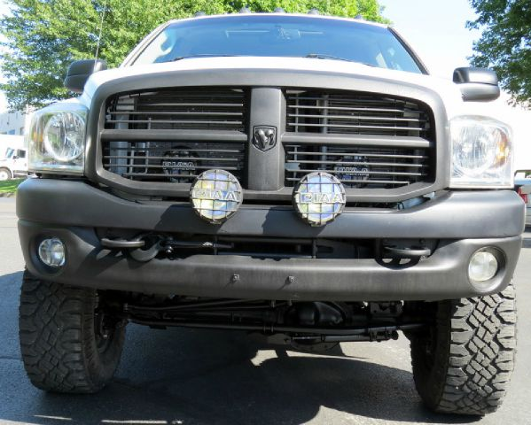 2008 Dodge Ram Pickup 2500 Rubicon4x4