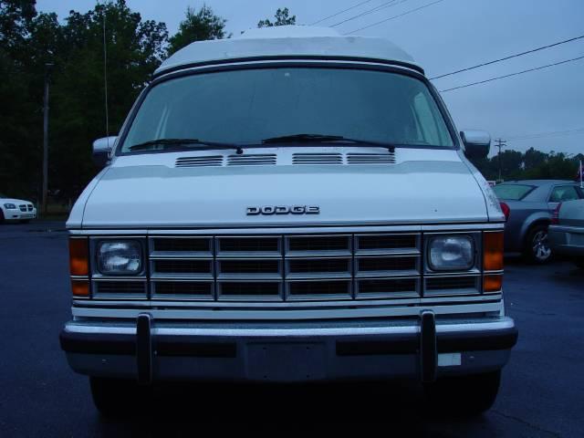 Dodge Conversion Van >> Dodge Ram Van Handicap Conversion 1991 2b6hb21y7mk461878 ...