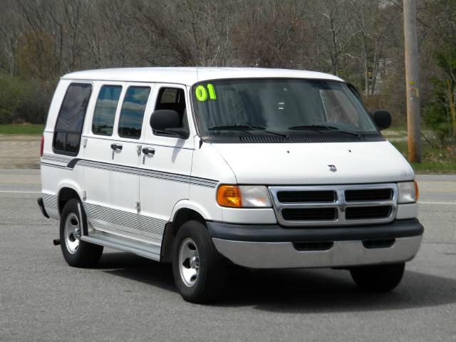 2001 Dodge Ram Van SPEC V