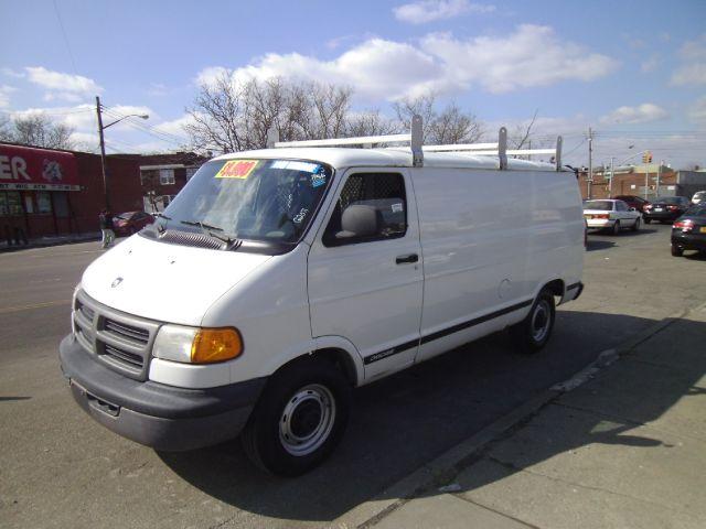 2002 Dodge Ram Van XE 3.5