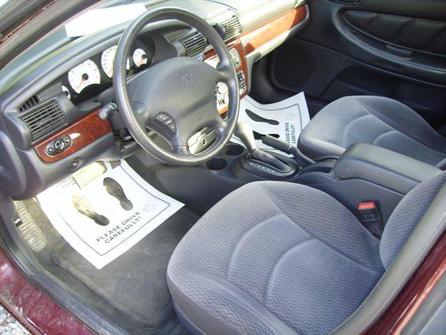 2002 Dodge Stratus V6 Deluxe