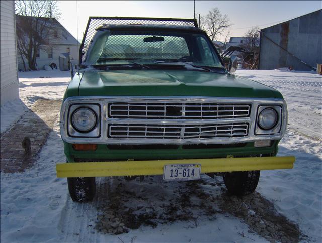 1979 Dodge Dreamer One Ton Van For Sale.html | Autos Weblog