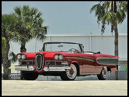 1958 EDSEL PACER Unknown