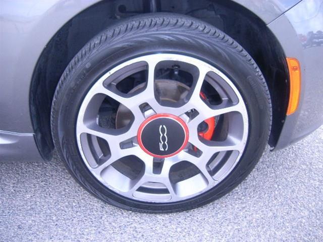 2012 Fiat 500 XLT