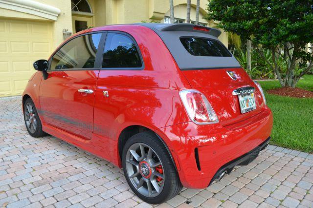2013 Fiat 500C Rubicon4x4